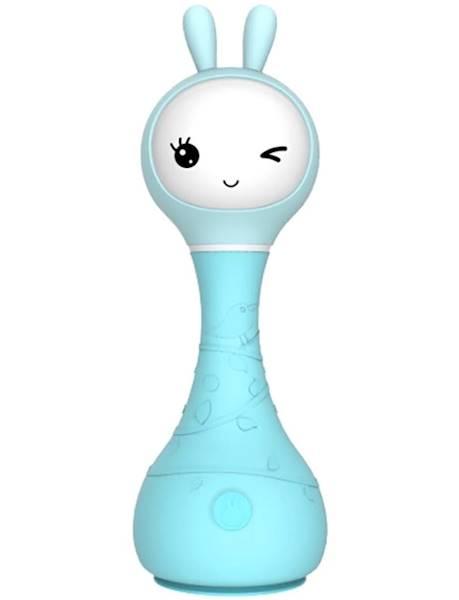 Alilo: Króliczek Smarty Bunny - niebieski