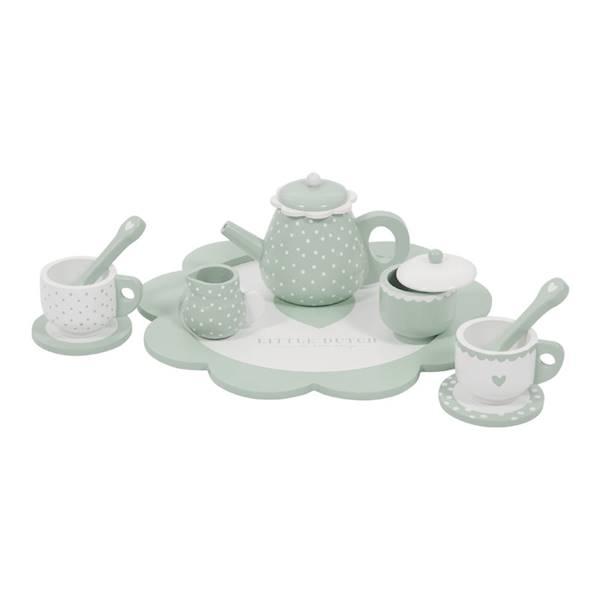 Little Dutch - Zestaw do herbaty miętowy