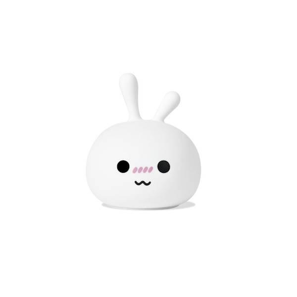 Rabbit&Friends - Lampka silikonowa królik