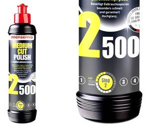 MENZERNA 2500 250 ML Medium Cut Polish