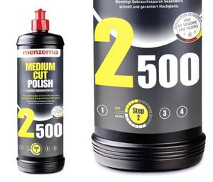 MENZERNA 2500 1L  Medium Cut Polish