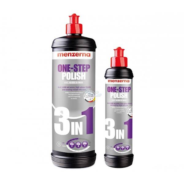 MENZERNA 3IN1 1 L One Step Polish
