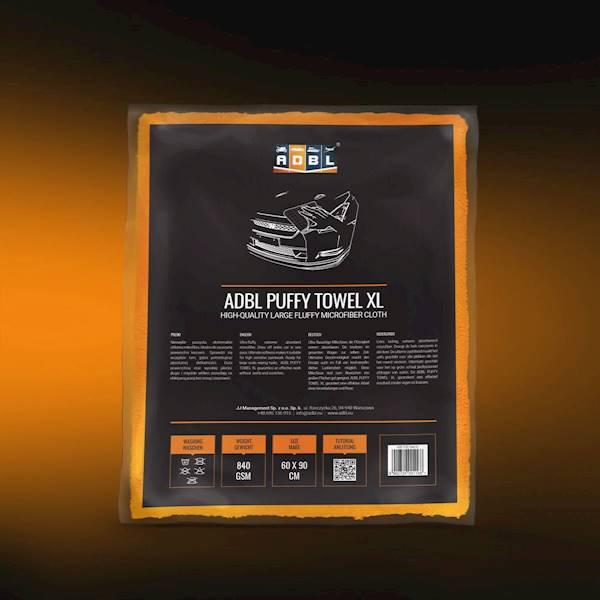ADBL PUFFY TOWEL XL RĘCZNIK DUŻY 60X90