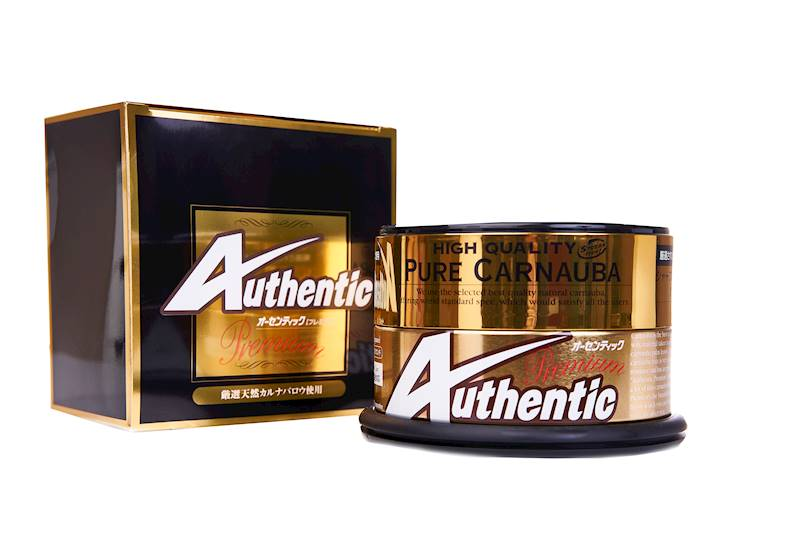 SOFT 99 AUTHENTIC PREMIIUM WAX 200 G