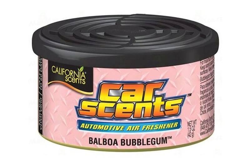 CALIFORNIA SCENTS BALBOA BUBBLEGUM - Guma balonowa