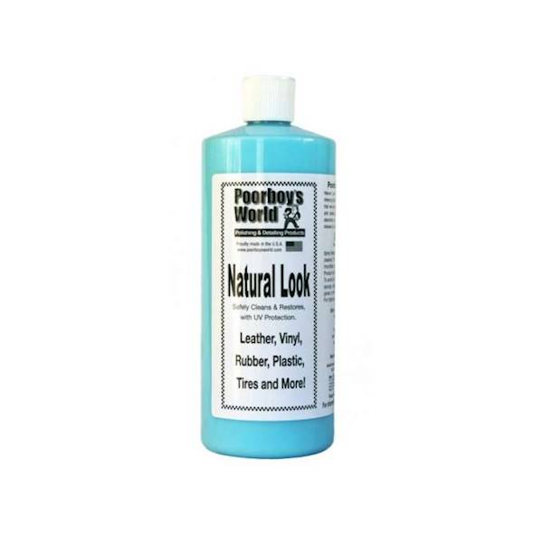 POORBOY'S WORLD NATURAL LOOK DRESSING 946 ML
