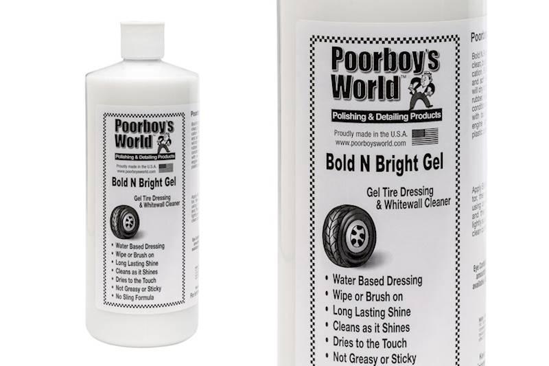 POORBOY'S WORLD BOLD N BRIGHT GEL 946 ML