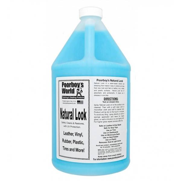 POORBOY'S WORLD NATURAL LOOK DRESSING 3784 ML