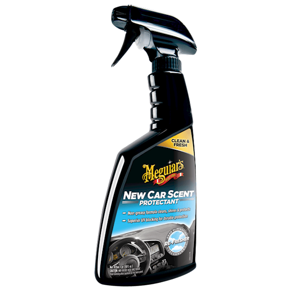 MEGUIARS NEW CAR SCENT PROTECTANT 473
