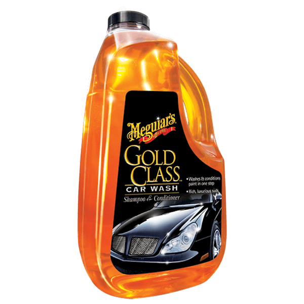 MEGUIARS GOLD CLASS SHAMPOO & CONDITIONER 1893 ML