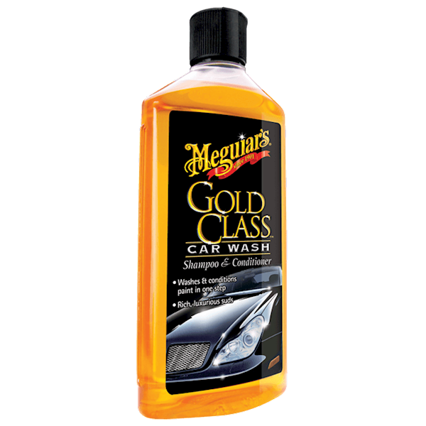 MEGUIARS GOLD CLASS SHAMPOO & CONDITIONER 473 ML