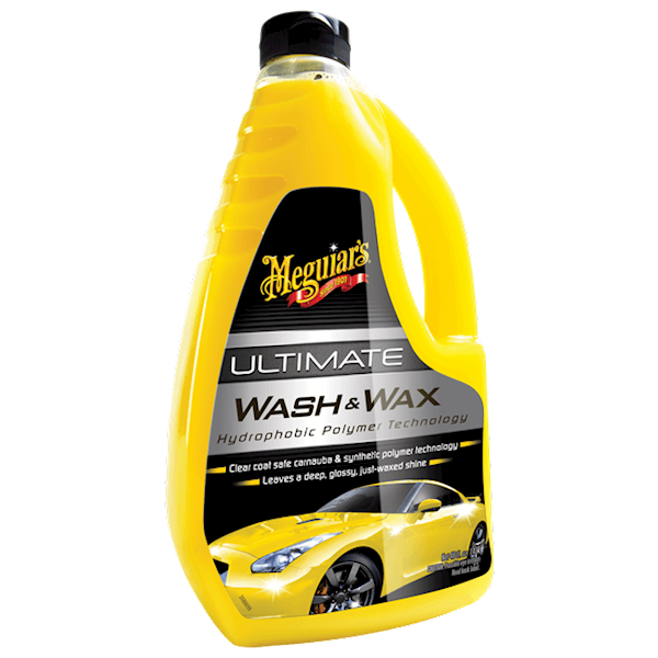 MEGUIARS ULTIMATE WASH & WAX 1420 ML