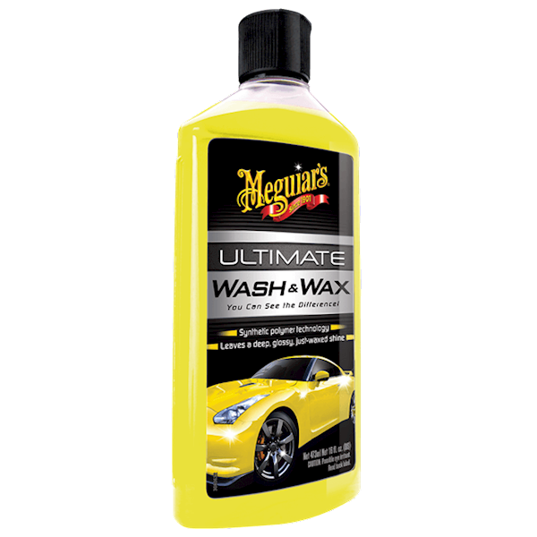 MEGUIARS ULTIMATE WASH & WAX 473
