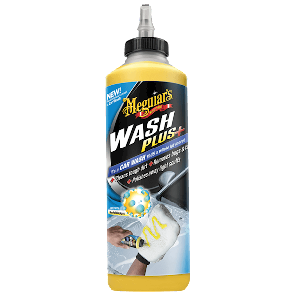 MEGUIARS CAR WASH PLUS