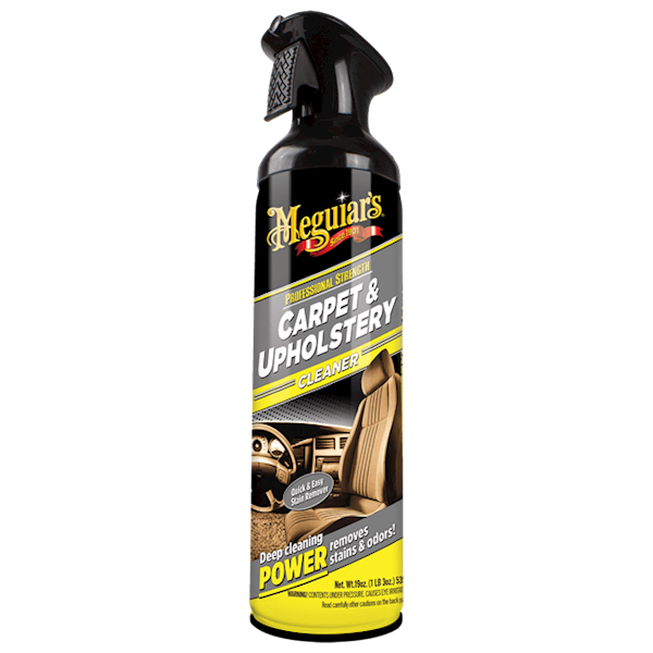 MEGUIARS CARPET & UPHOLSTERY CLEANER  539 G