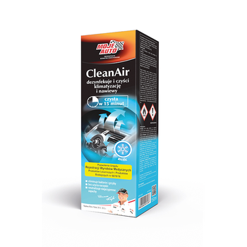 MOJE AUTO CLEAN AIR - ARCTIC