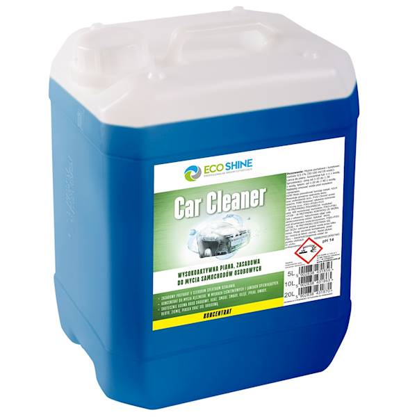 ECO SHINE CAR CLEANER 5L