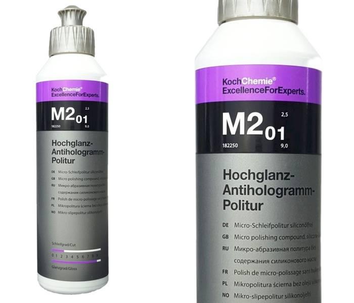 KOCH CHEMIE M2.01 250ml - Hochglanz Antihologramm