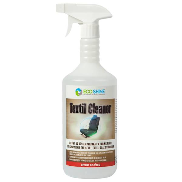 ECO SHINE TEXTIL CLEANER 1L