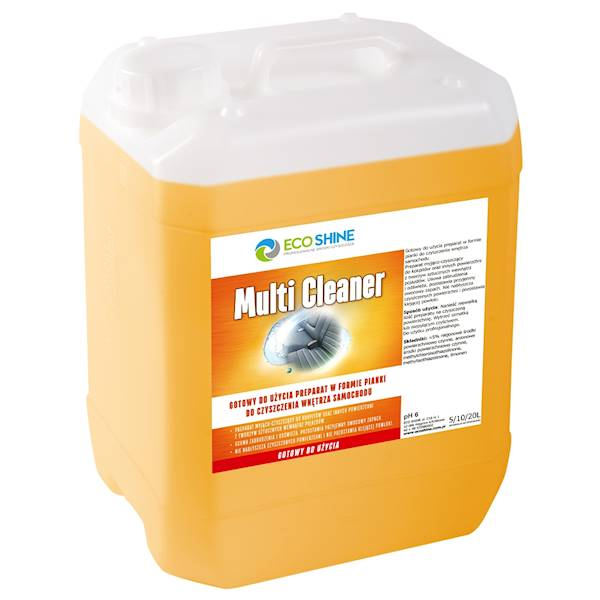 ECO SHINE MULTI CLEANER 10L