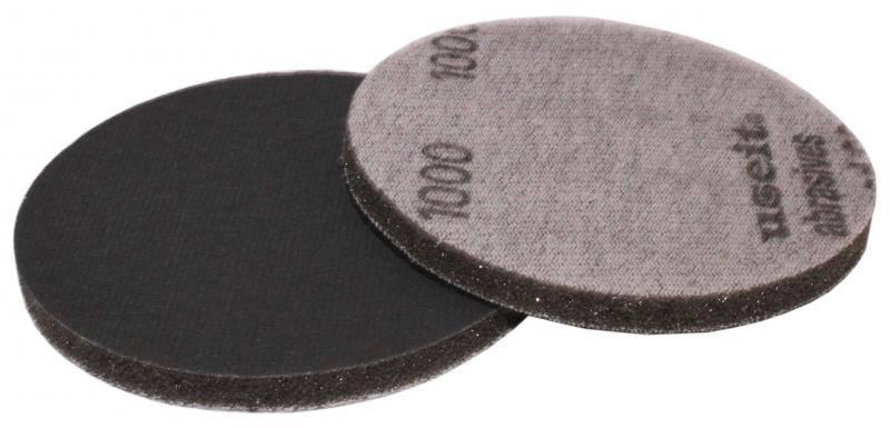 CCS - Krążek na rzep - 125mm, gradacja 1000