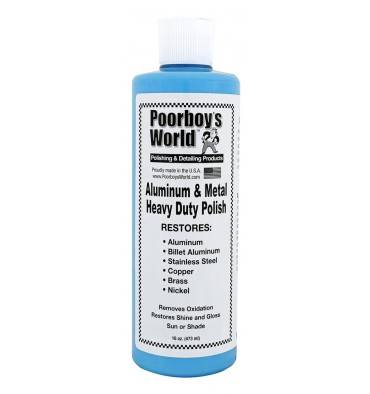 POORBOY'S WORLD HD Aluminum & Metal Polish