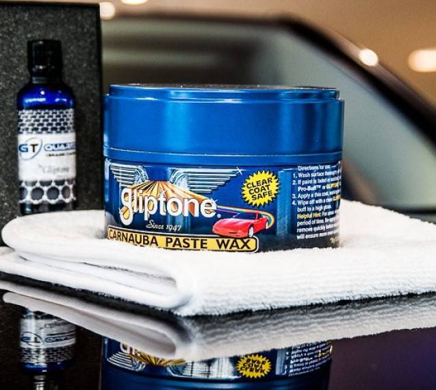 GLIPTONE Orginal Paste Wax z Carnaubą