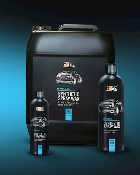 ADBL SYNTHETIC SPRAY WAX 5L