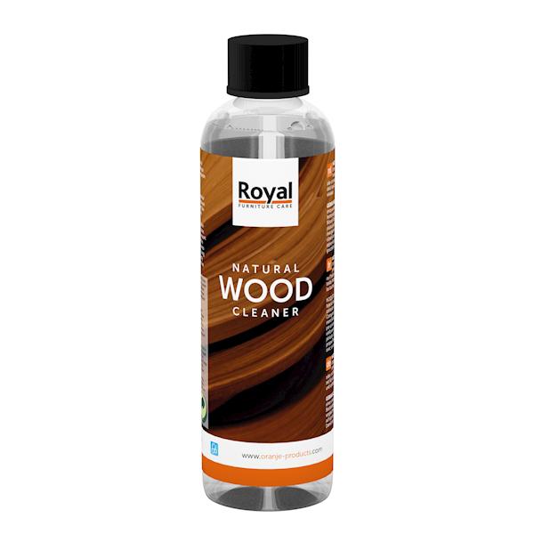 ORANJE - Wood Clean - intensywny cleaner do drewna