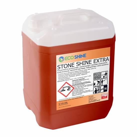 ECO SHINE STONE SHINE EXTRA 5L - Koncentrat