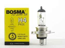 Bosma H4 60/55W P43t HDLL - 6722