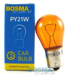 Bosma PY21W 21W BAU15s AMBER - 0287S