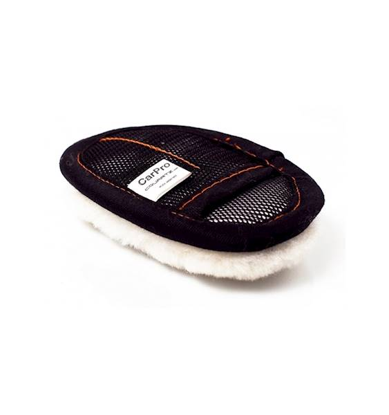 CAR PRO 2Fingers Wool Wash Mitt