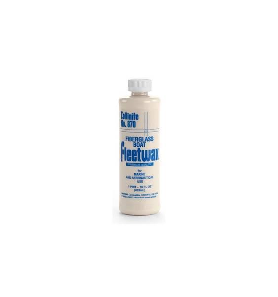 COLLINITE 870 Fleetwax Liquid Cleaner-Wax 473ml