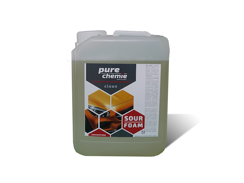 PURE CHEMIE - Sour Foam 5L