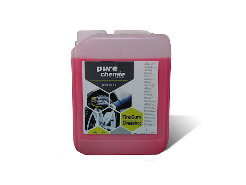 PURE CHEMIE - Tire Gum Dressing 5L