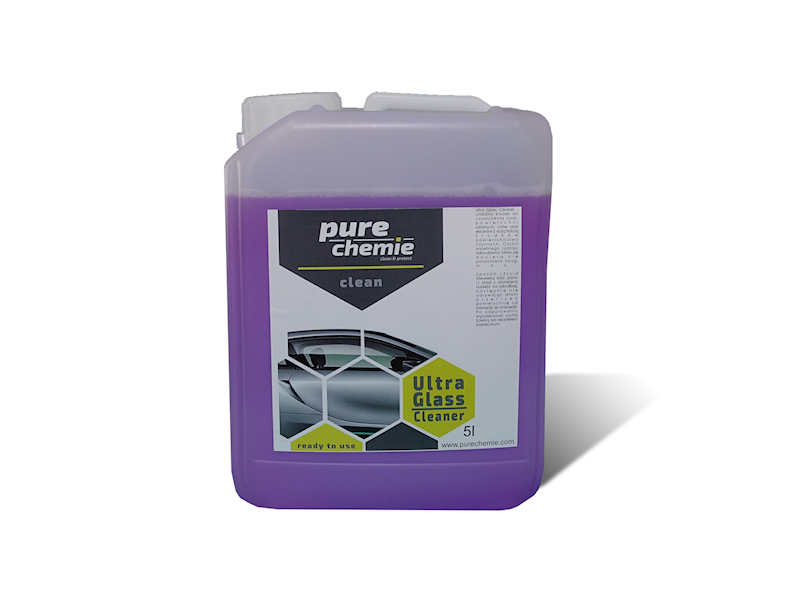 PURE CHEMIE - Ultra Glas Cleaner 20L