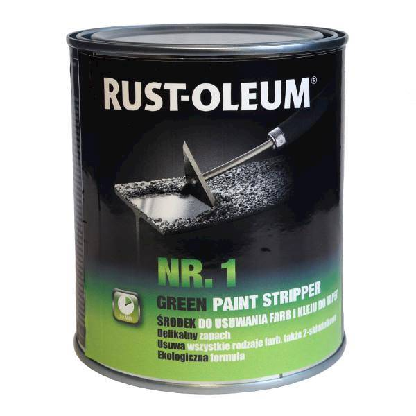 RUST OLEUM - Green Paint Stripper