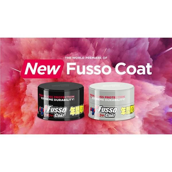 SOFT 99 - New Fusso Coat 12 Months Wax Light