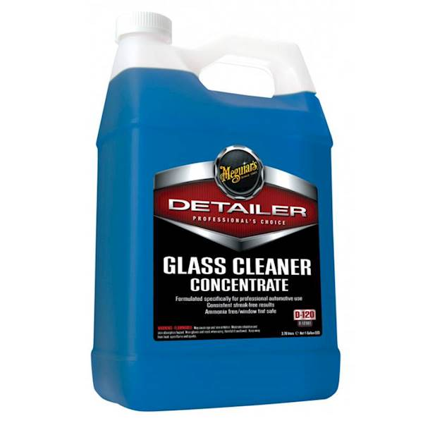 Megiuar' s - Glass Cleaner Concentrate