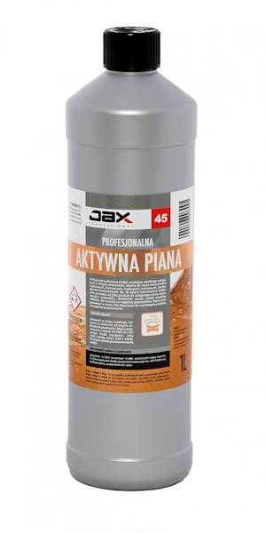 JAX - Piana aktywna ph14 - 1L