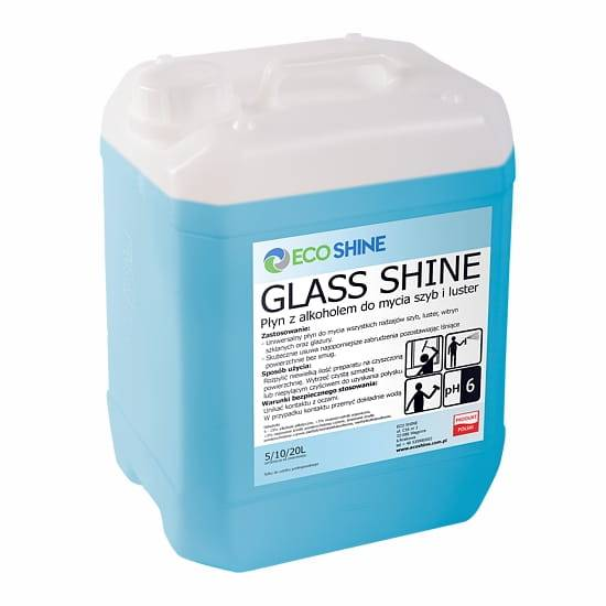 ECO SHINE GLASS SHINE 5 L