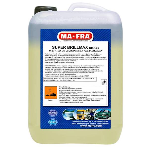MAFRA Super Brillmax Bifase 6kg