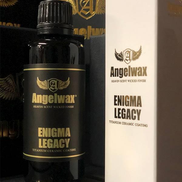AngelWax Enigma Legacy – powłoka tytanowo-ceram.