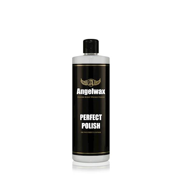 AngelWax Perfect Polish – pre-wax, lekko ścierny