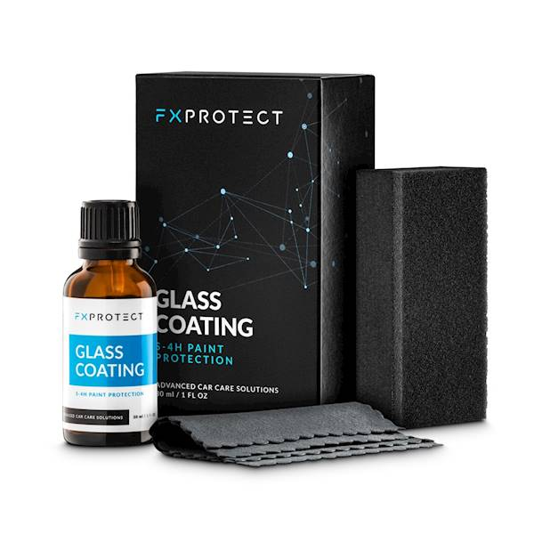 FX PROTECT - Glass Coating S-4H 30ml