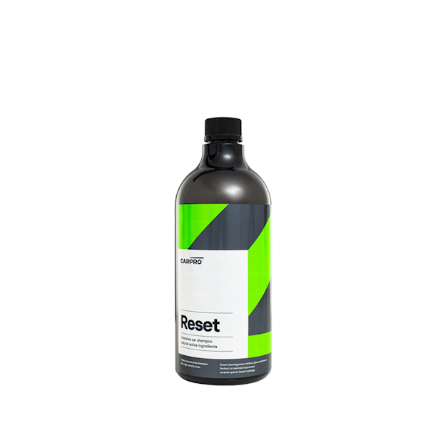 CAR PRO Reset - szampon, myje i odtyka powłoki