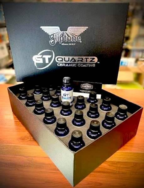 Gliptone - Powłoka Quartz SELECT- 30ml