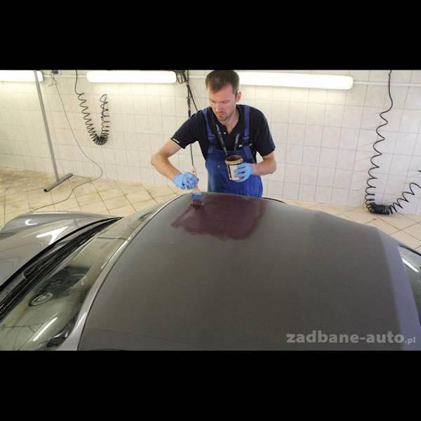 Renovo - koloryzyjący zestaw cabrio - BLACK mini