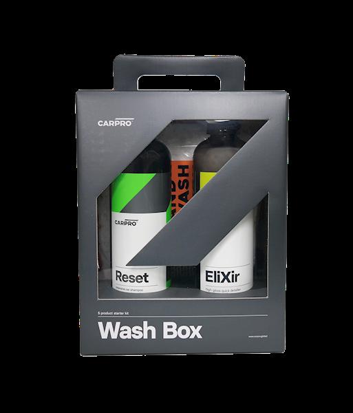 CAR PRO Wash Box – zestaw do pielęgnacji lakieru